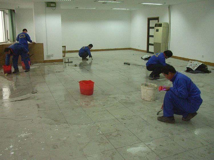 上海保洁公司教你石材翻新防护应如何选择判断优势施工验收