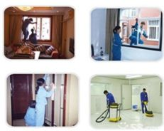 家庭保洁公司开荒保洁的区别