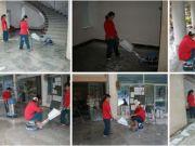 上海卢湾区专业石材养护、翻新工程