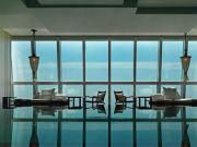 上海柏悦酒店室内定期保洁,玻璃清洗