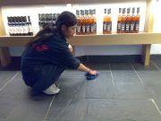 水泥地面墙面清洗 上海鹏发保洁服务有限公司