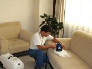 上海保洁清洗 上海单位办公桌椅清洗 静安南京西路布艺沙发椅子清洗公司