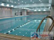 会所游泳池清洗