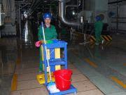 提供企业日常保洁托管服务