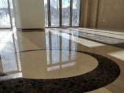 立体晶面技术-上海保洁公司操作程序